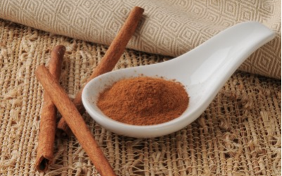 Less Than 1 Tsp Ginger and Cinnamon Daily Relieves Muscle Soreness